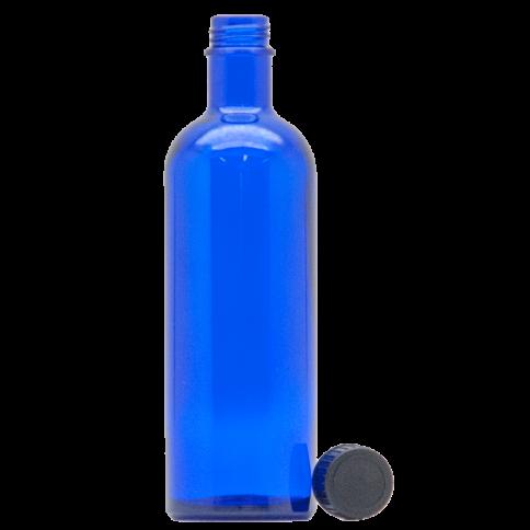 Blauglas mit Verschluss 200ml