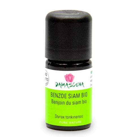 Benzoe Siam BIO - ätherisches Öl